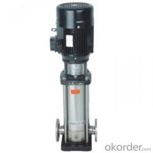 Vertical Multistage  Centrifugal Pump With Lowest Price