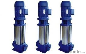 Vertical Multistage Stainless Steel Centrifugal Pump Produce In China