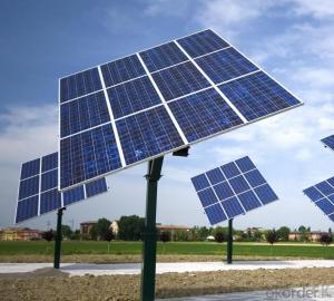 Polycrystalline  Solar Panels 120W With High Efficiency