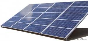Polycrystalline  Solar Panels 305W With High Efficiency