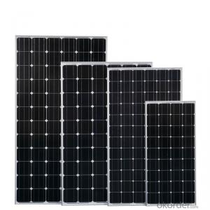 Big and Small Mono Solar Panel from 10w to 320w