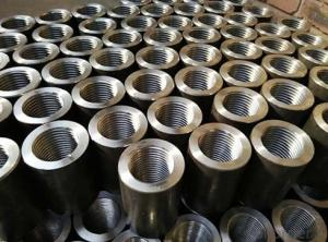 Steel Coupler Rebar Steel Tube Good Quality Made in China