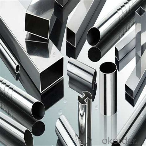 Bright Stainless Steel Welded Pipe AISI 201, 304 Pipe