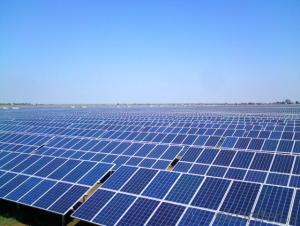 Solution of Large-scale Ground PV Power Station System