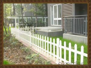 Vinyl Fencing 100% Virgin Vinyl PVC Fence