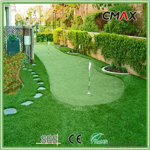 40mm Landscaping Grass with 4400Dtex and PE Monofilament yarn