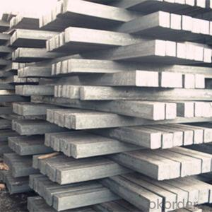 Square Steel Billets for Rolling Rebar From China