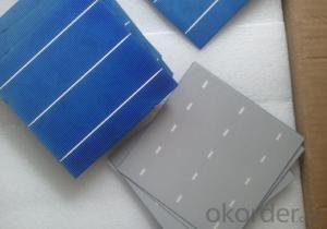 4.43W 3 BB A Grade Poly Solar Cell156mm with 18.2-18.4% Efficiency approved by CE TUV