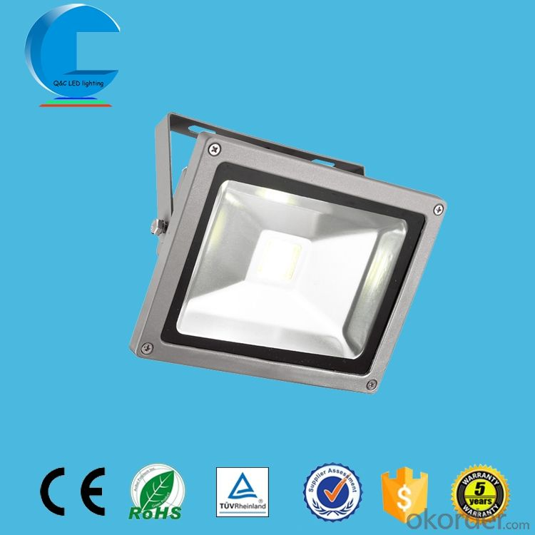 50W LED floodlight IP65 waterproof high quality with 3 years warranty