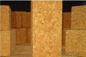 High Alumina Fire Bricks Refractory upto 70%