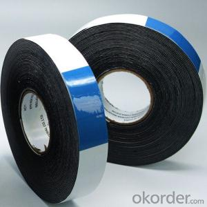 Insulation Tape Resistant to Ultra Violet Light