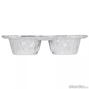 Aluminum foil container pan container foil FOR FOOD 8011