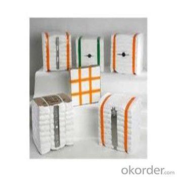 Ceramic Fiber Module with ss 310 Anchors Cheaper Price