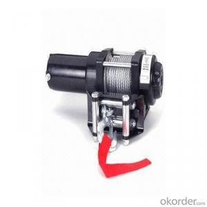 1500LBS Winch for Poultry Husbandry with Wire Cable