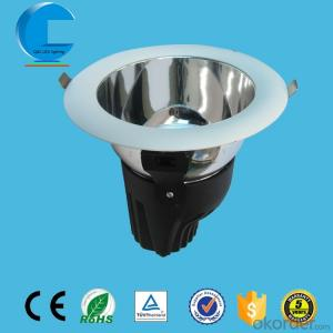 Cob downlight 20W 30W 40Wled deep anti-dazzle ceiling light