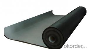 Self-adhesion rubber asphalt waterproofing membrane