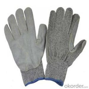 Cotton Knitted Gloves for Working for  Kitchen Butcher