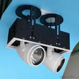 AR111 led cob grill spotlight 3 years warranty