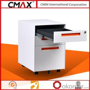 Office Mobile Pedestal Cabinet CMAX-MPD-BBF