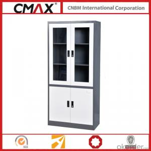 Filing Cabinet Full Height Cupboard CMAX-SC011