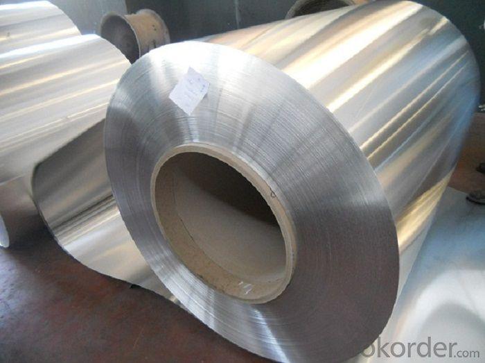 Buy Mirror Finish Aluminium Coil For Building Materials