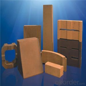 Chrome Magnesite Refractory Bricks for Furnace