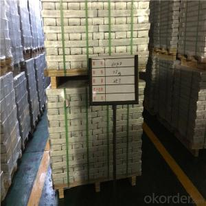 Mg9980 Magnesium Alloy Ingot Plate Good Quality Ingot