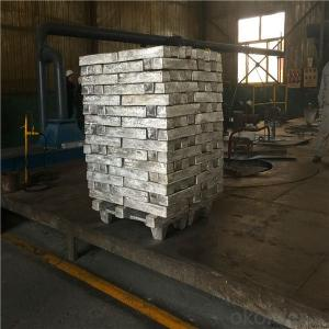 Mg9991 Magnesium Alloy Ingot Plate Good Quality Ingot