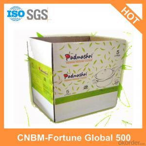 Printed Cartons Custom Made China Manufacturer