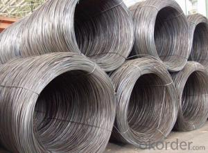Grade SWRCH8A Hot Rolled Steel Wire Rod in Coils
