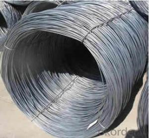 Grade SAE 1006 Hot Rolled Steel Wire Rod in Coils