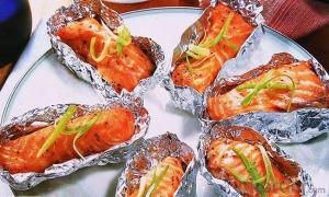 Household Catering Cooking Baking Aluminum Foil