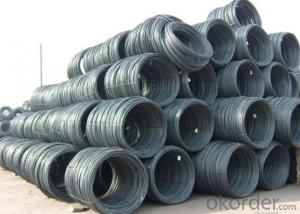 Grade Q195 Low Carbon Steel Wire Rod/MS Wire Rod in Coils