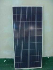 156*156mm 150W China Polycrystalline Solar Panel for Sale