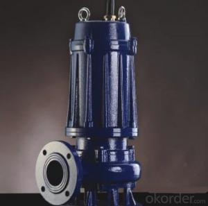 Submersible Sewage Pump 50Hp, Discharge Sewage Pump, Float Switch Submersible Sewage Pump