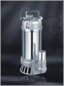 Waste Sewage Water Pump Stainless Steel Sewage Pump