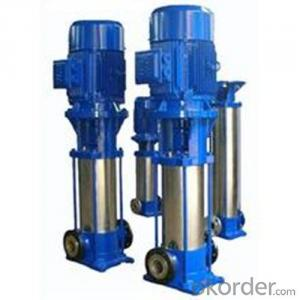 Diesel Engine Vertical Multistage Centrifugal Pump