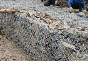 8X10cm Mesh Gabions Superior Quality And Lower Price