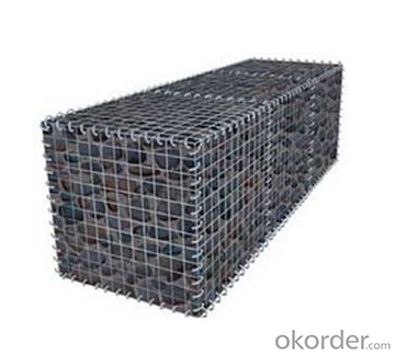 Welded Gabion With 8 Years Professional Manufacturer