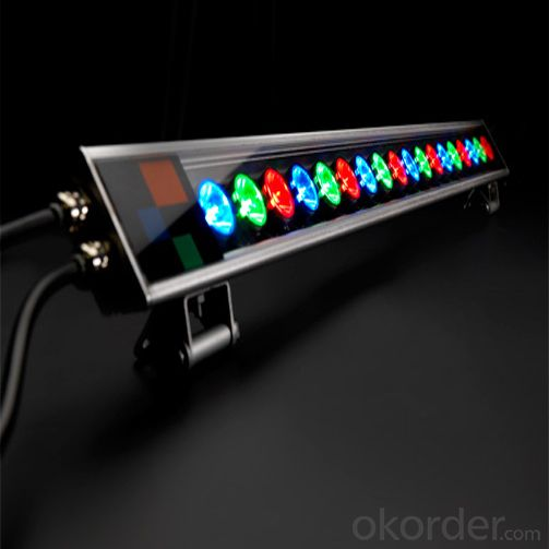 ip65 Led Wall Washer 36*3w Wall Washer New Design