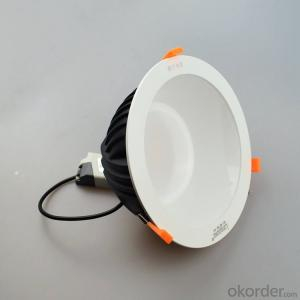 led ceiling spotlight round smd led downlight 4inch