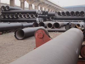 Ductile Iron Pipe of China DN300 EN545/EN598/ISO2531 High Quality DI Pipe