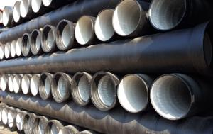 Ductile Iron Pipe of China DN200-DN400 EN545/ EN598/ ISO2531