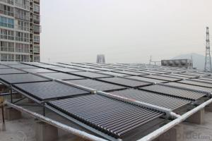 150L-200L Solar Hot Water System China Famous Brand