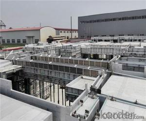 Aluminum Formwork for Concrete Wall Construction