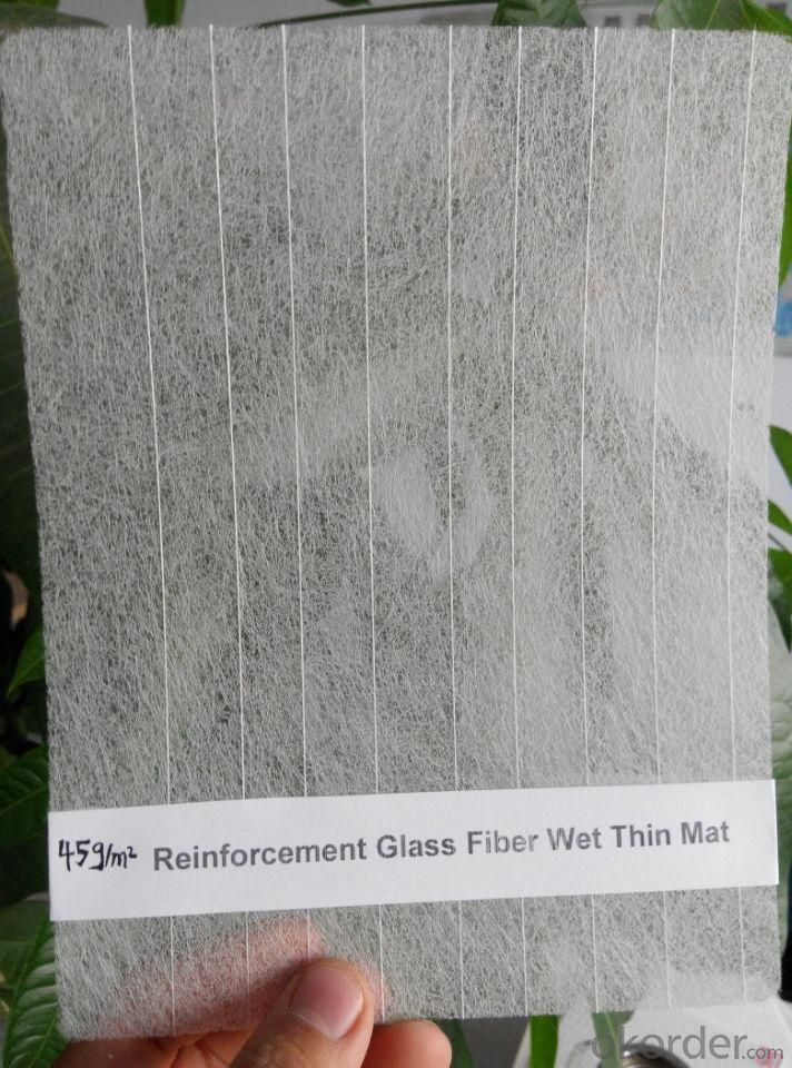 Glass Fiber Chopped Strand Mat/Fiberglass Mat/Emulsion or Powder Mat