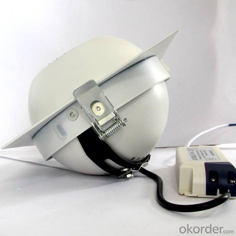 Square Led COB Downlight 20W ,LED Bull eye lamp for 3 years warranty