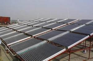 Vacuum Tube Solar Collector High Quality Supplier