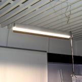 Led Pendant Light 60w,Diffuse radiation LED Linear Light use for office lighting