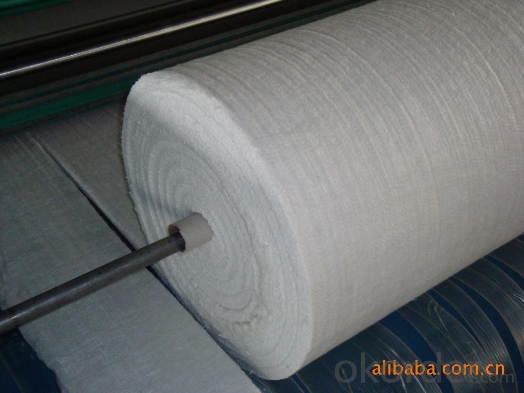 Roofing Glass Fiber Mat For Flooring For Insulation And Heat Resistance